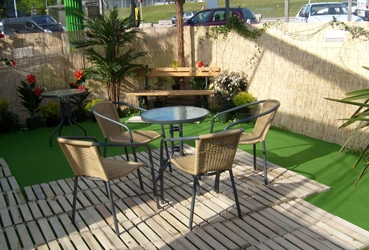 terrasses et balcons - home végétal